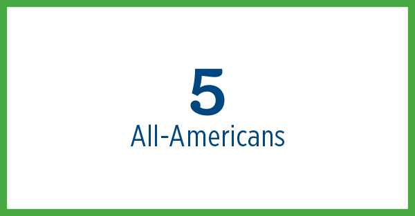 4 ALL- Americans